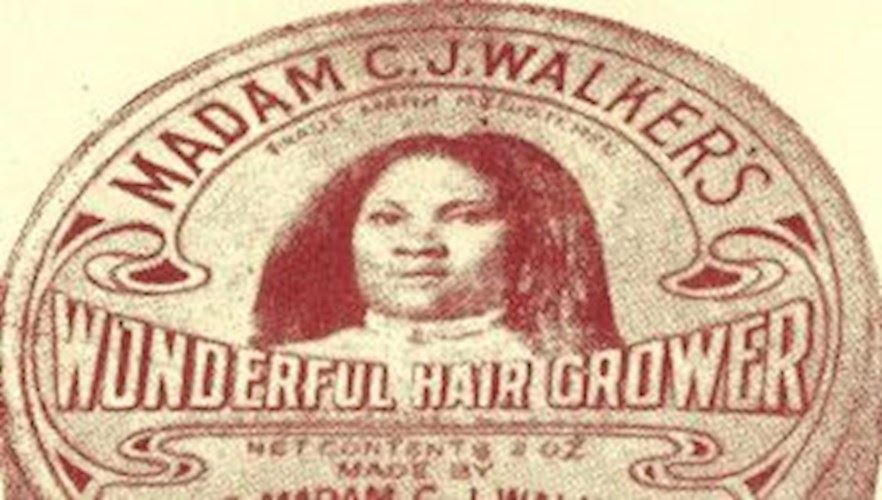 madam-cj-walker--successful-business-woman