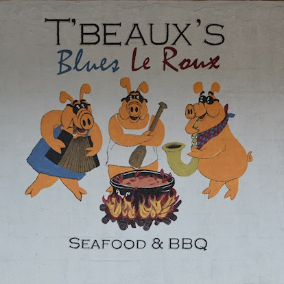 Image for T'Beaux's Blues Le Roux